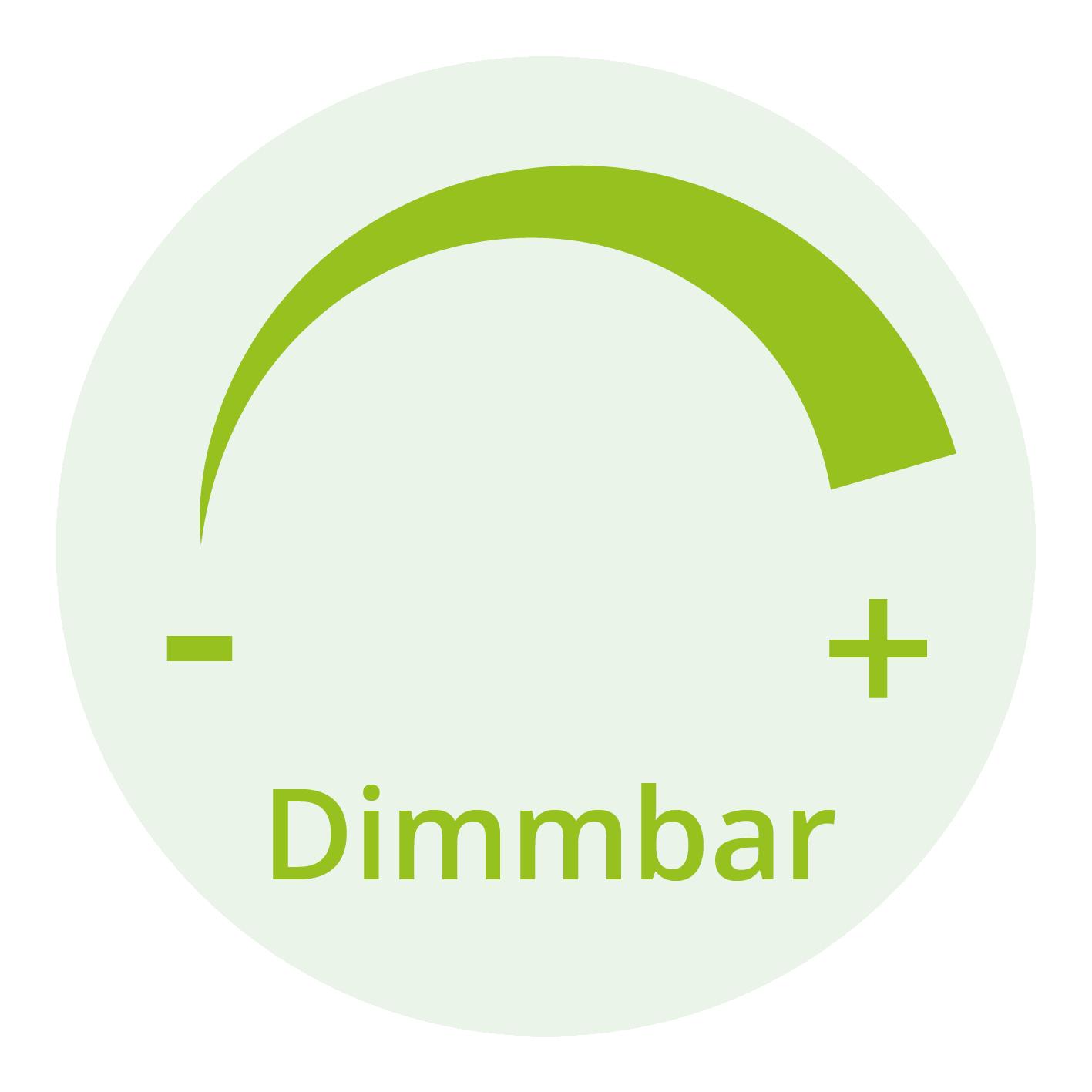 Noxion LED-Strahler PerfectColor GU10 4W 927 36D | Extra Warmweiß - Dimmbar - Ersatz für 35W | Dimmbar