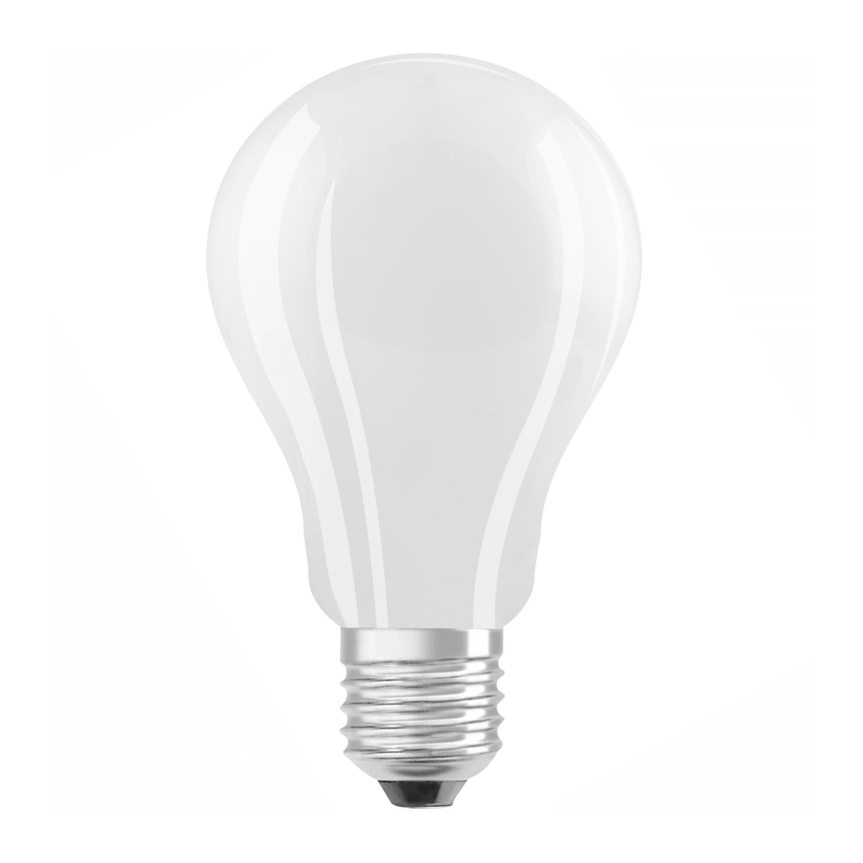 Ledvance LED Parathom Retrofit Classic E27 A70 15W 840 Matt   Ersatz für 150W