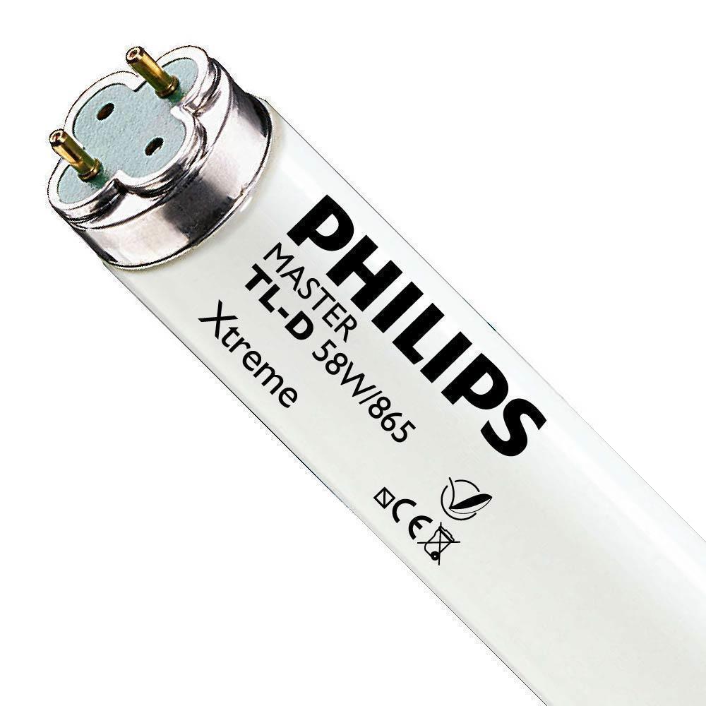Philips TL-D Xtreme 58W 865 (MASTER) | 150cm - 5000 Lumen