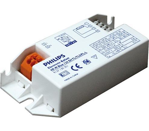Philips HF-Matchbox Blue 124 SH TL/TL5/PL-Lfür1x24W