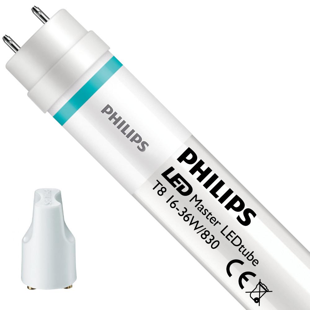 Philips LEDtube EM UO 16W 830 120cm (MASTER Value) | mit LED-Starter - Ersatz für 36W