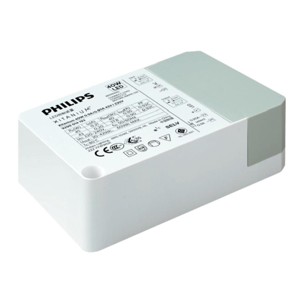 Philips Xitanium 40W 0.9/0.95A 42V | 230V