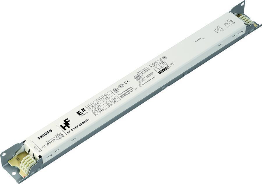 Philips HF-P 180 TL5/PL-L II 220-240V für 1x80W