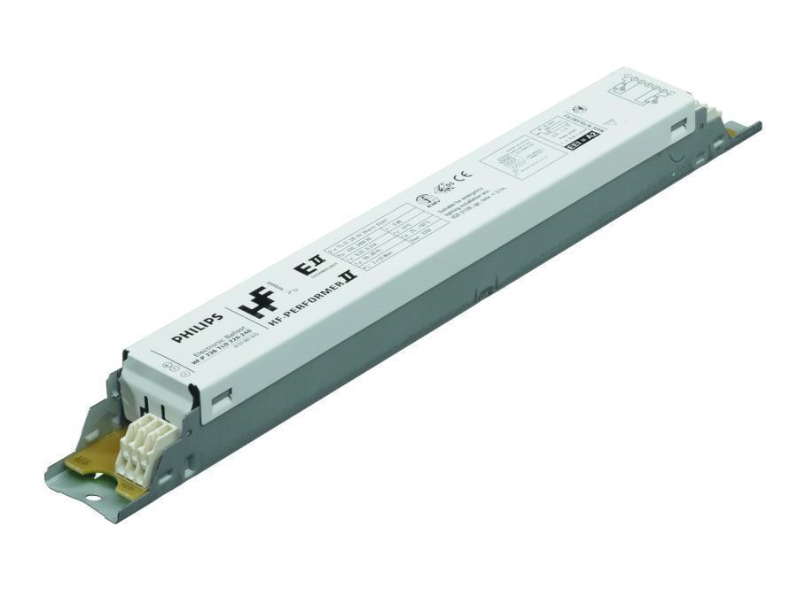 Philips HF-P 258 TL-D III 220-240V für 2x58W