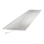 Noxion LED Panel Econox 32W Xitanium DALI 30x120cm 6500K 4400lm UGR <22 | Dali Dimmbar - Tageslichtweiß - Ersatz für 2x36W