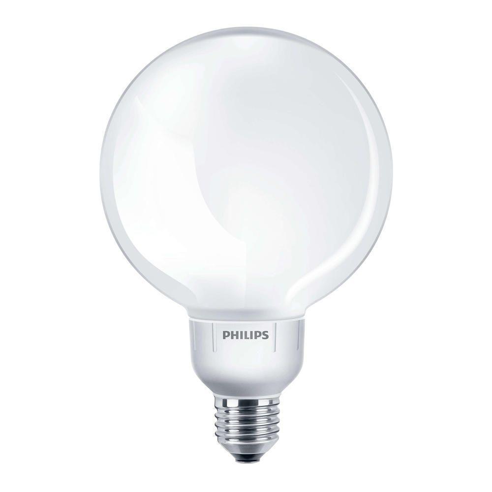 Philips Softone Globe 16W 827 E27 G120   900 Lumen