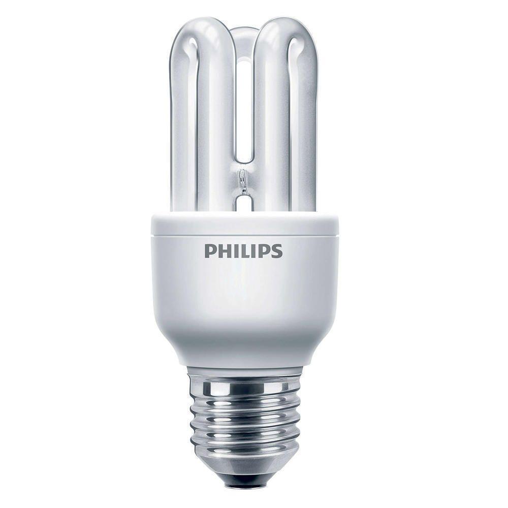 Philips Genie ESaver 8W 827 E27 | 425 Lumen