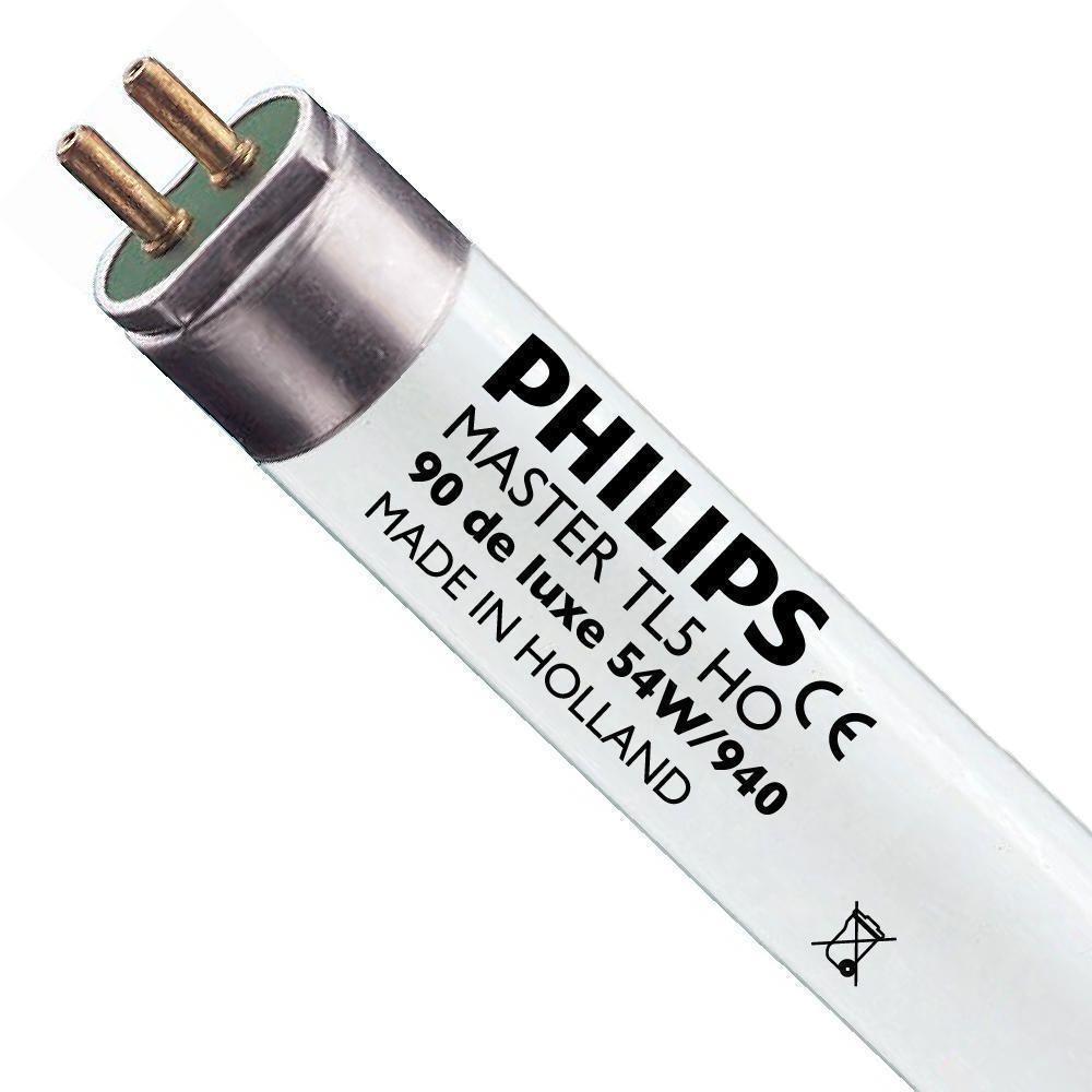Philips TL5 HO 90 De Luxe 54W 940 (MASTER) | 115cm - 4300 Lumen