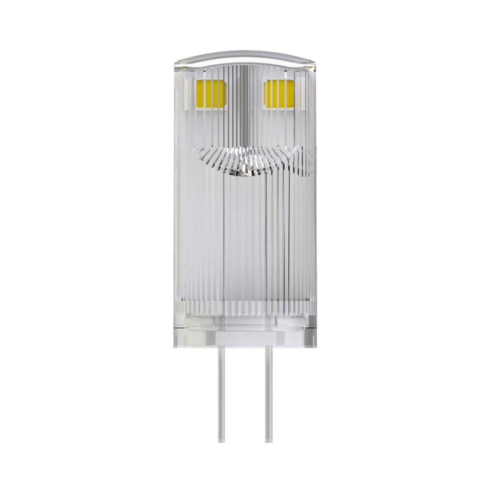Noxion LED Bolt G4 0.9W 827 12V | Ersatz für 10W