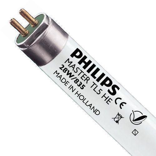 Philips TL5 HE 28W 835 (MASTER) | 115cm - 2625 Lumen