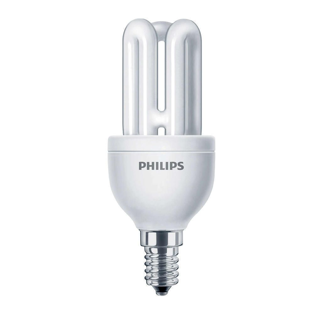 Philips Genie ESaver 8W 827 E14 | 425 Lumen