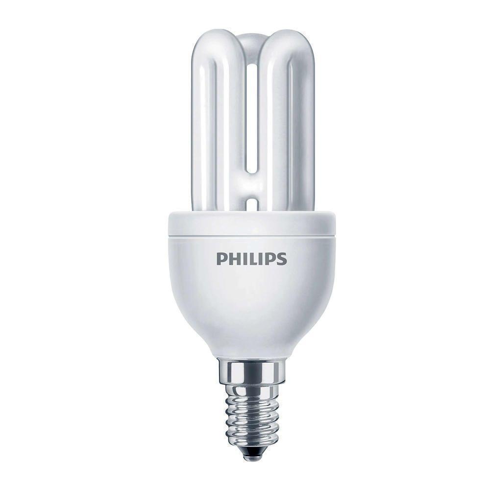 Philips Genie ESaver 11W 827 E14 | 600 Lumen
