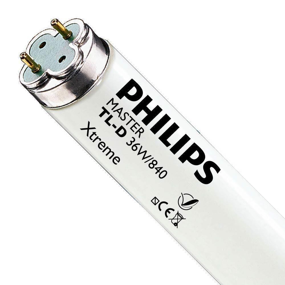 Philips TL-D Xtreme 36W 840 (MASTER)   120cm - 3250 Lumen