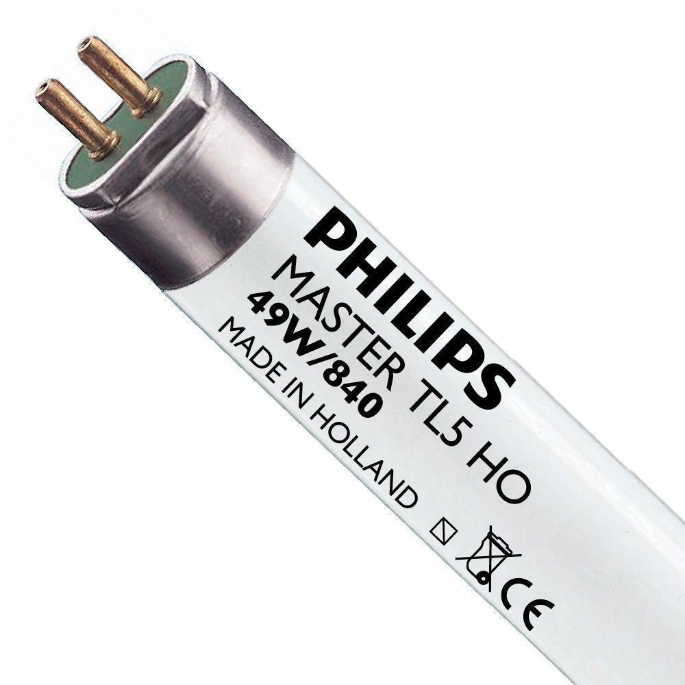Philips TL5 HO 49W 840 (MASTER)   145cm - 4375 Lumen