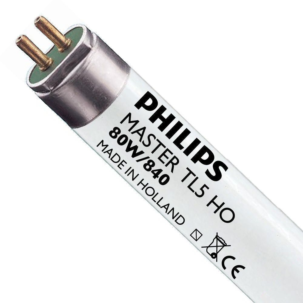 Philips TL5 HO 80W 840 (MASTER) | 145cm - 6300 Lumen