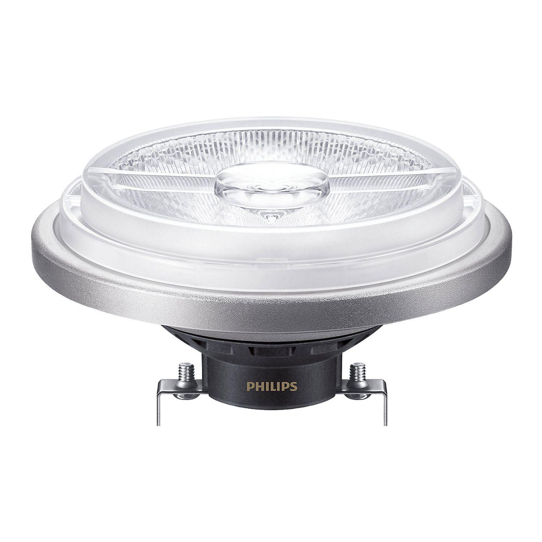 Philips LEDspotLV G53 AR111 (MASTER) 20W 927 24D   Dimmbar - Höchste Farbwiedergabe - Ersatz für 100W