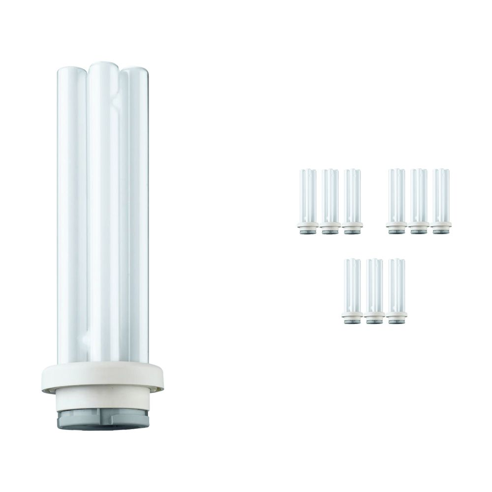 Mehrfachpackung 10x Philips PL-R Eco 17W 830 4P (MASTER) | 4-Pins