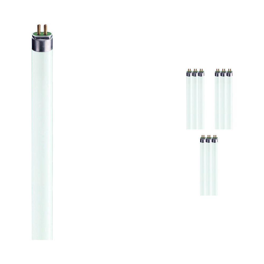 Mehrfachpackung 10x Philips TL5 HE 35W 830 (MASTER) | 145cm - Warmweiß