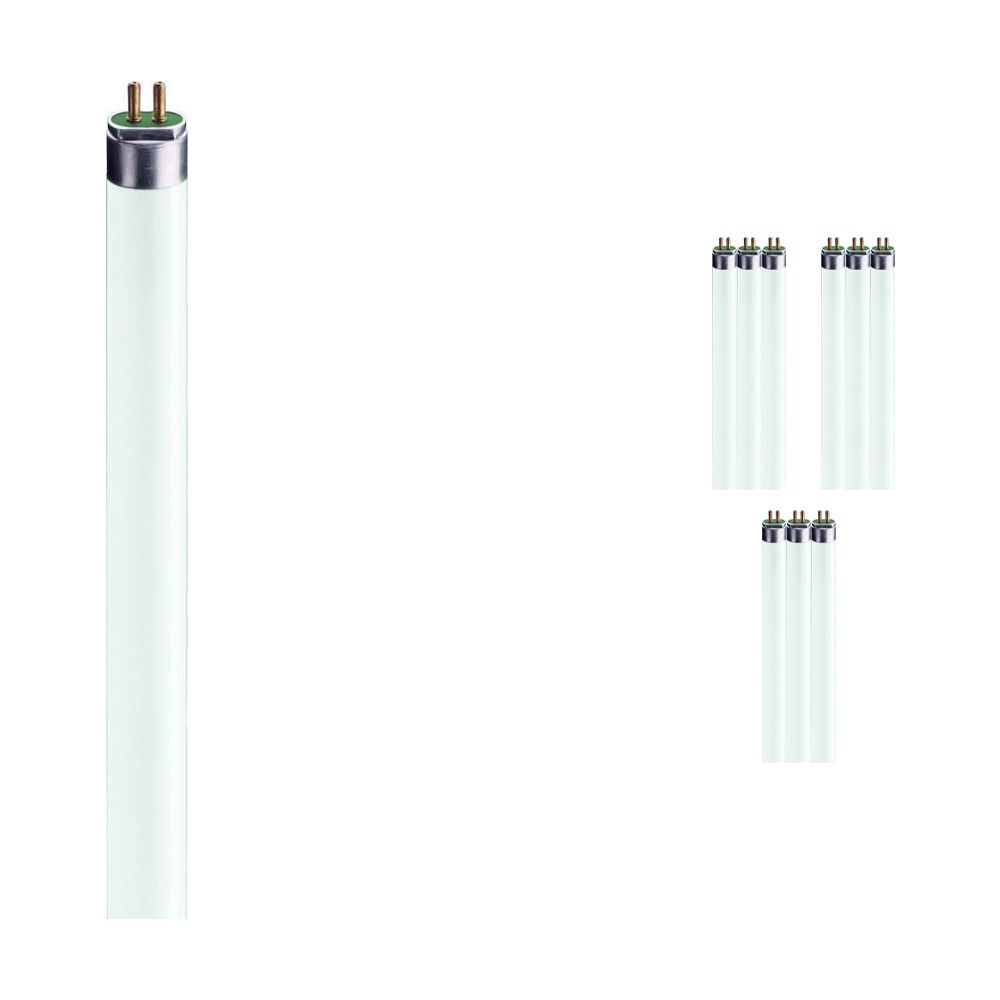 Mehrfachpackung 10x Philips TL5 HO 49W 830 (MASTER) | 145cm - Warmweiß