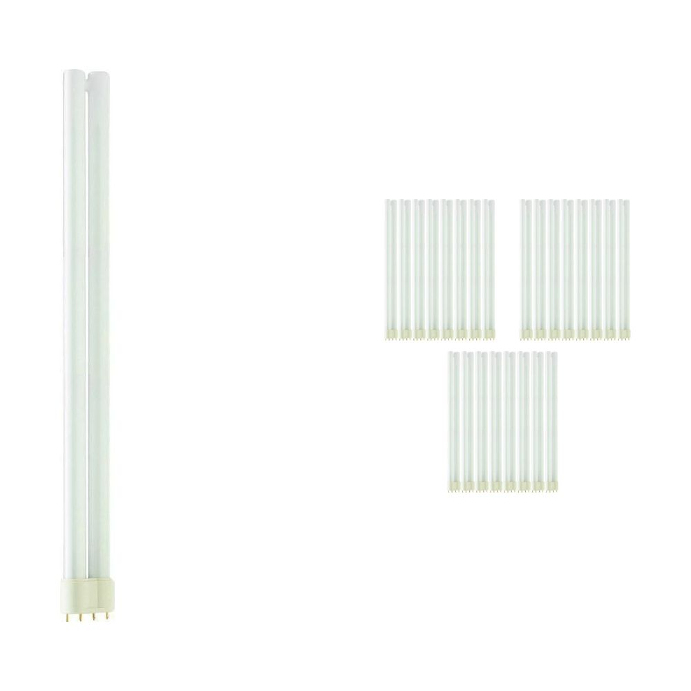 Mehrfachpackung 25x Philips PL-L 36W 840 4P (MASTER)   4-Pins