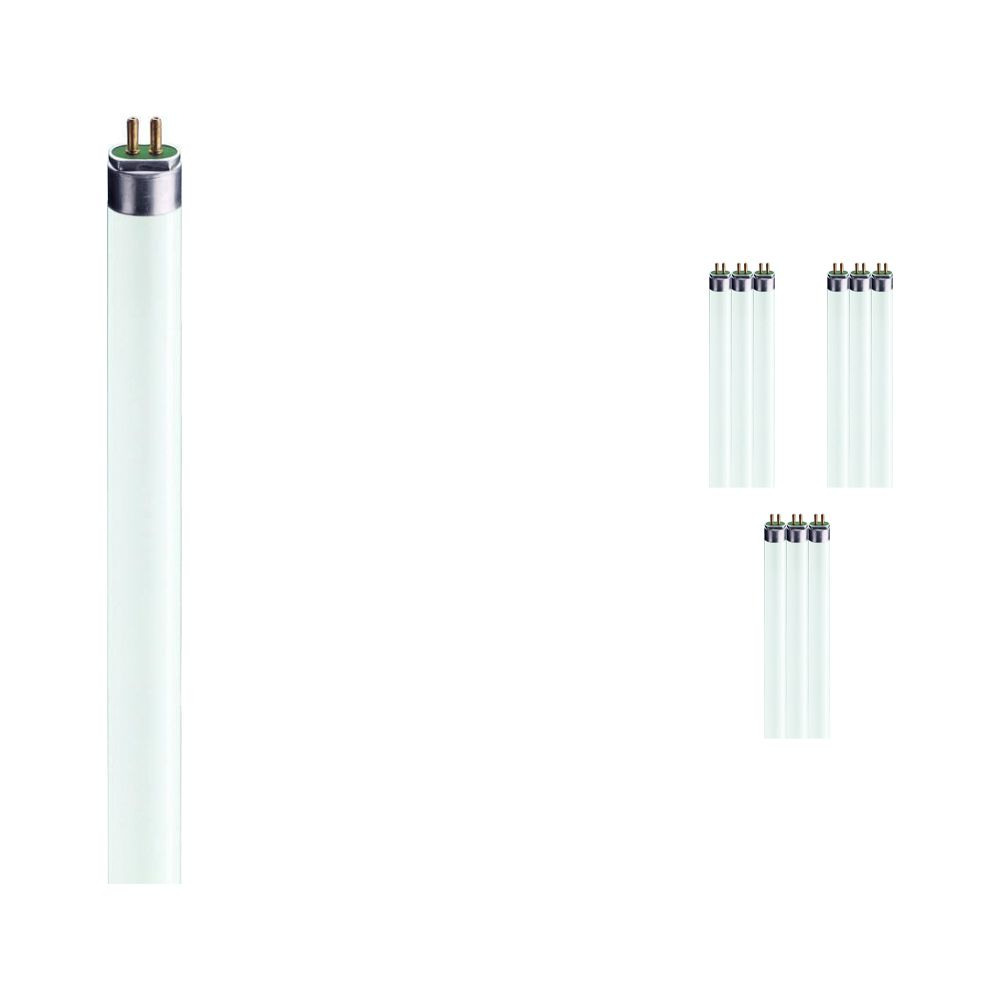 Mehrfachpackung 10x Philips TL5 HO 54W 840 (MASTER) | 115cm -