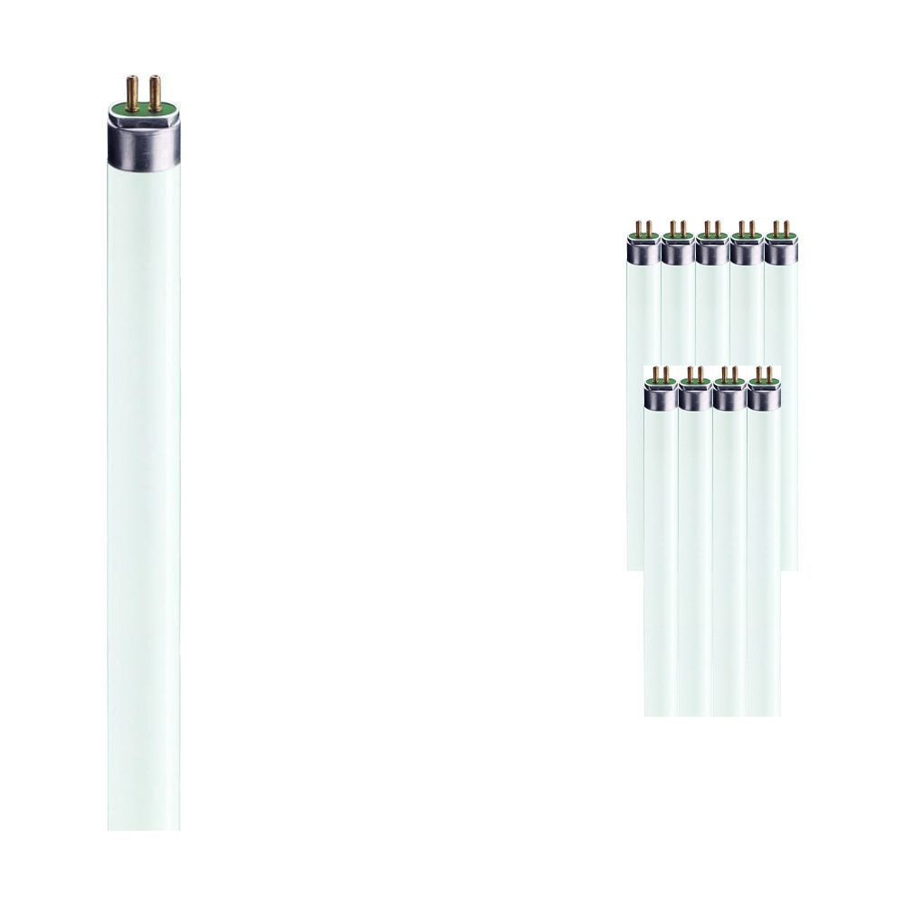 Mehrfachpackung 10x Philips TL5 HO 39W 840 (MASTER) | 85cm