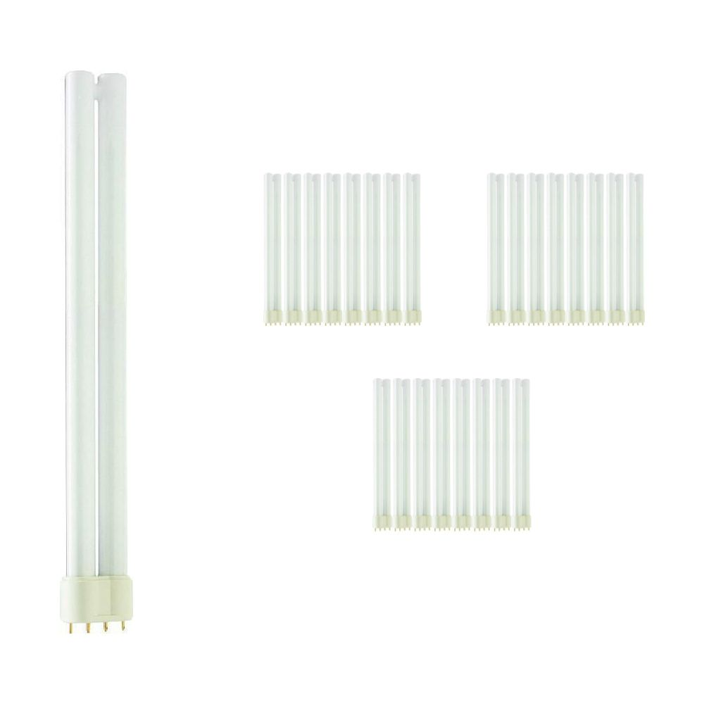 Mehrfachpackung 25x Philips PL-L 24W 865 4P (MASTER)   4-Pins