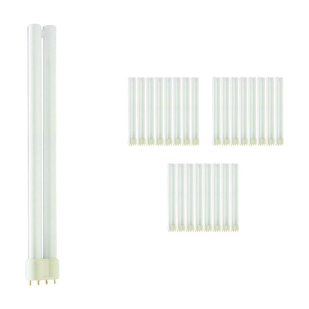 Mehrfachpackung 25x Philips PL-L 24W 827 4P (MASTER) | 4-Pins
