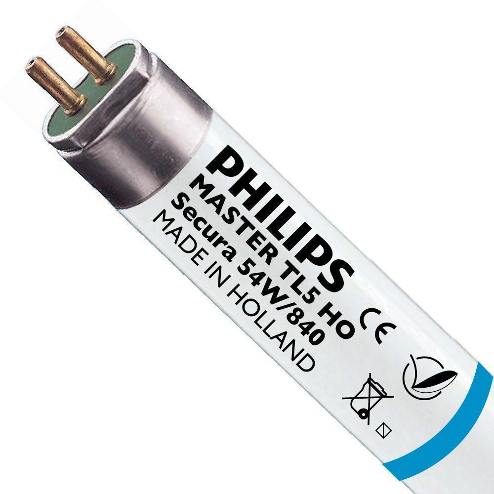 Philips TL5 HO Secura 54W 840 (MASTER) | 115cm - 4450 Lumen