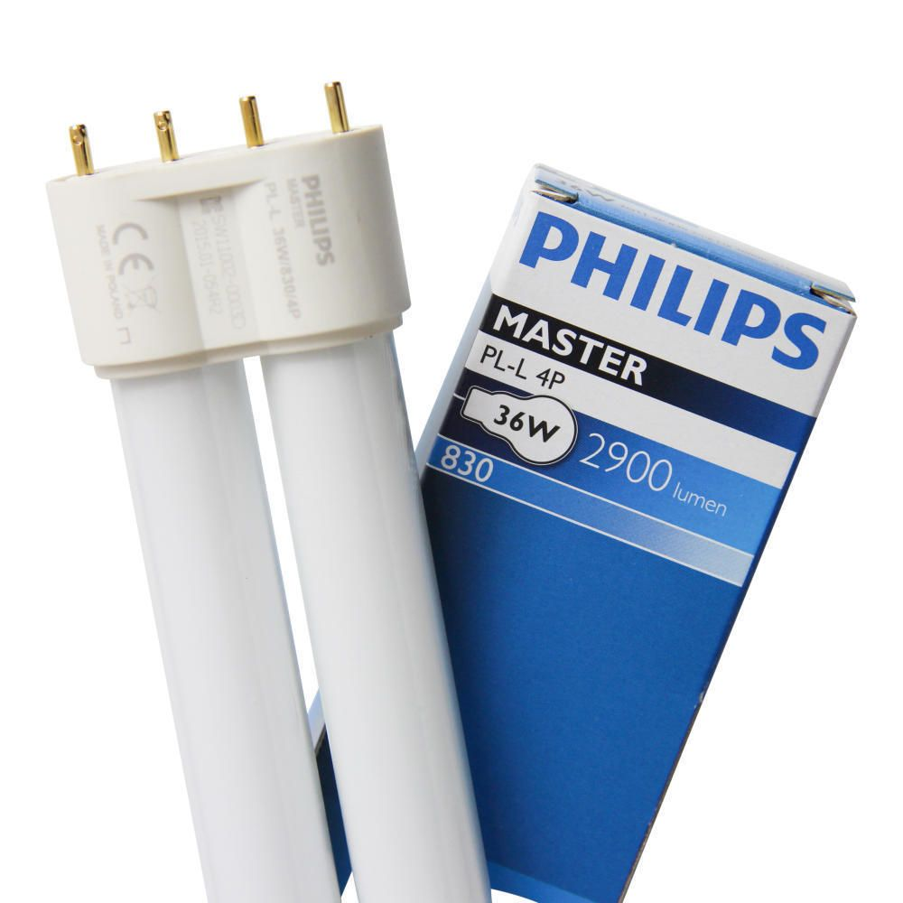 Philips PL-L 36W 830 4P (MASTER)   2900 Lumen - 4-Pins