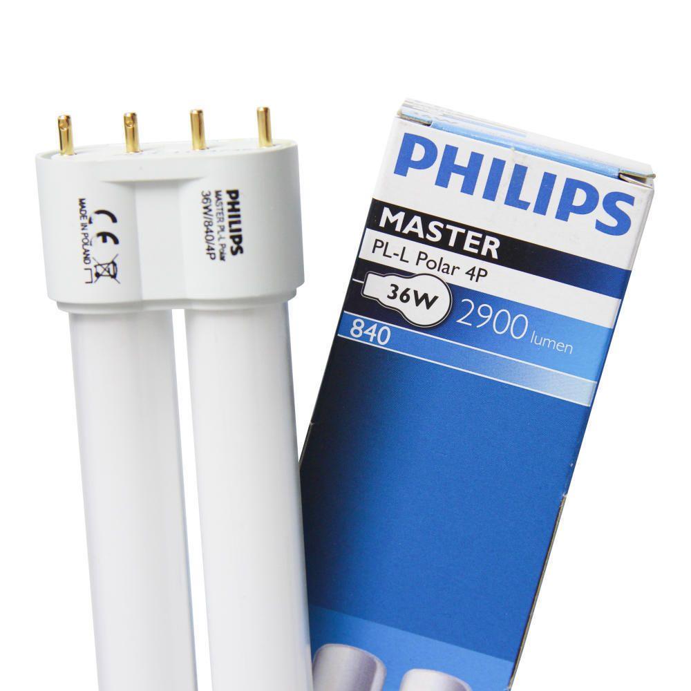 Philips PL-L 40W 840 4P (MASTER) | 3500 Lumen - 4-Pins
