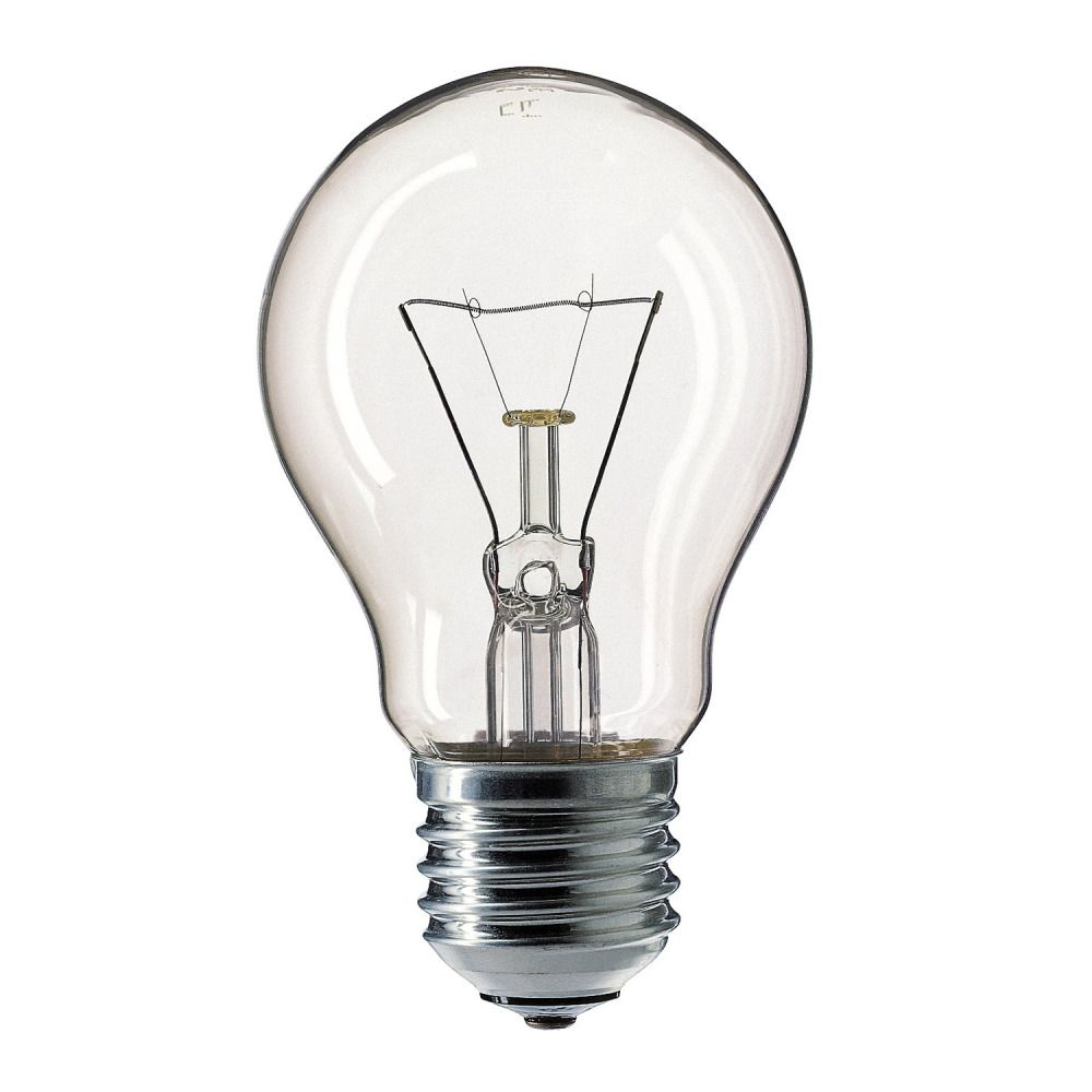 Standard Glühlampe  Klar E27 25W 230V