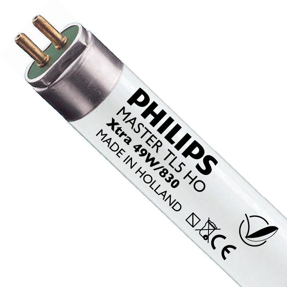 Philips TL5 HO Xtra 49W 830 (MASTER) | 145cm - 4375 Lumen