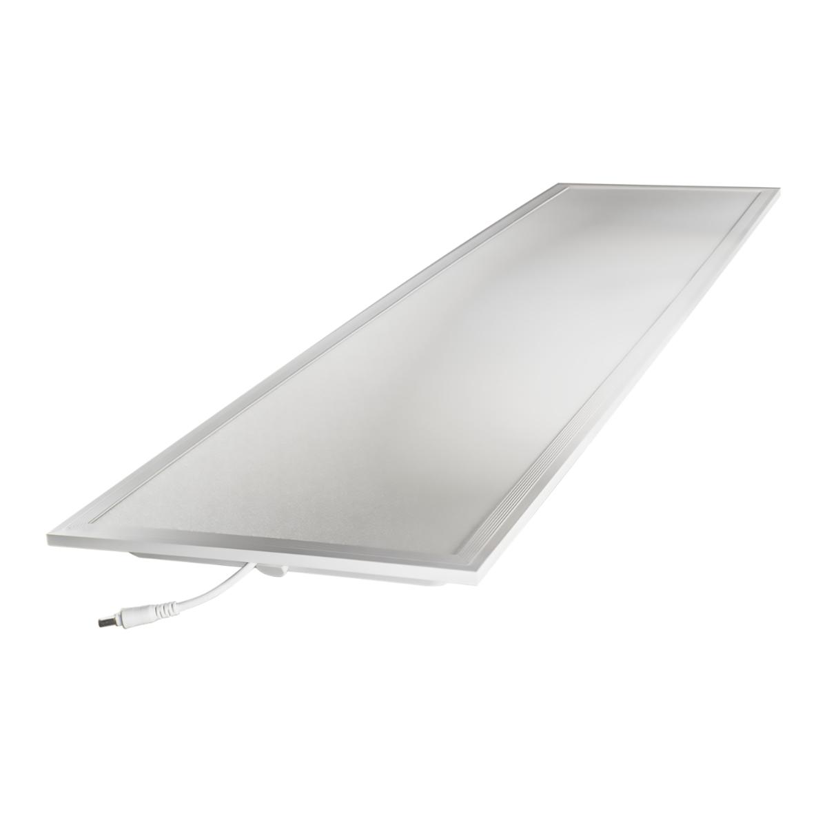 Noxion LED Panel Delta Pro Highlum V2.0 Xitanium DALI 40W 30x120cm 3000K 5280lm UGR <19 | Dali Dimmbar - Warmweiß - Ersatz für 2x36W