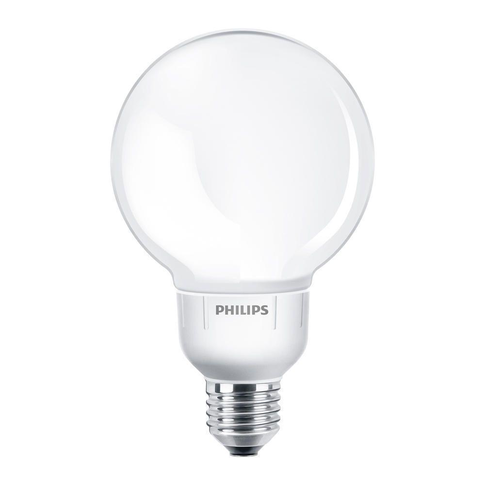 Philips Softone Globe 12W 827 E27 G93   600 Lumen