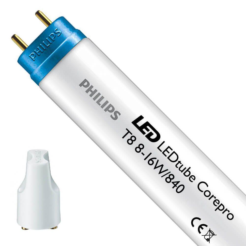 Philips CorePro LEDtube EM 8W 840 60cm | 800 Lumen - mit LED-Starter - Ersatz für 18W