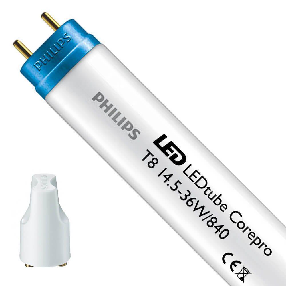 Philips CorePro LEDtube EM 14.5W 840 120cm | 1600 Lumen - mit LED-Starter - Ersatz für 36W