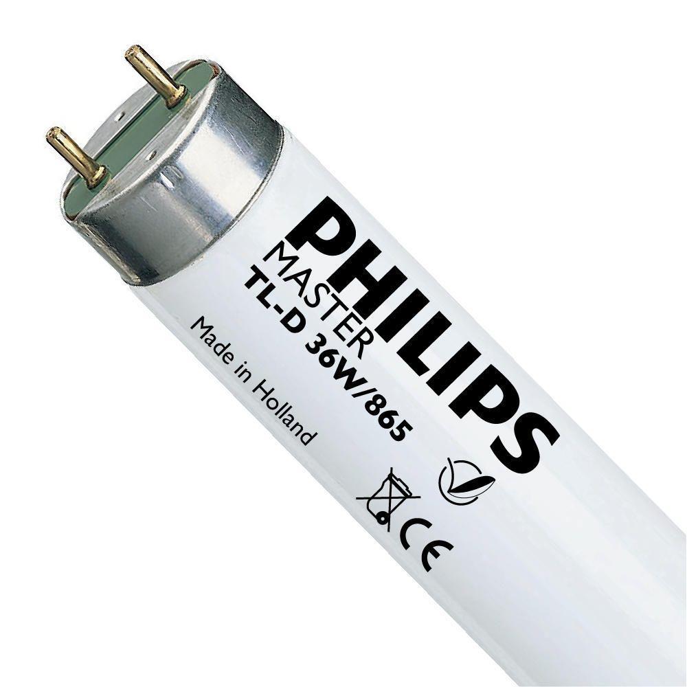 Philips TL-D 36W 865 Super 80 (MASTER) | 120cm - 3250 Lumen