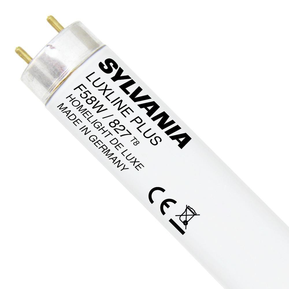 Sylvania T8 Luxline Plus F58W 827   150cm - 5200 Lumen