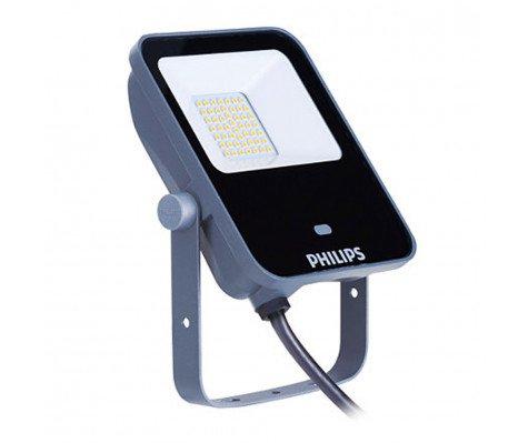 Philips LEDinaire LED Flutlicht BVP154 20W 2100lm 840 | Kaltweiß – Sensor – inkl. Steuerung – Symmetrisch