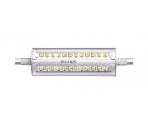 Philips CorePro R7s 14W 830 118mm   Dimmbar - Ersatz für 100W