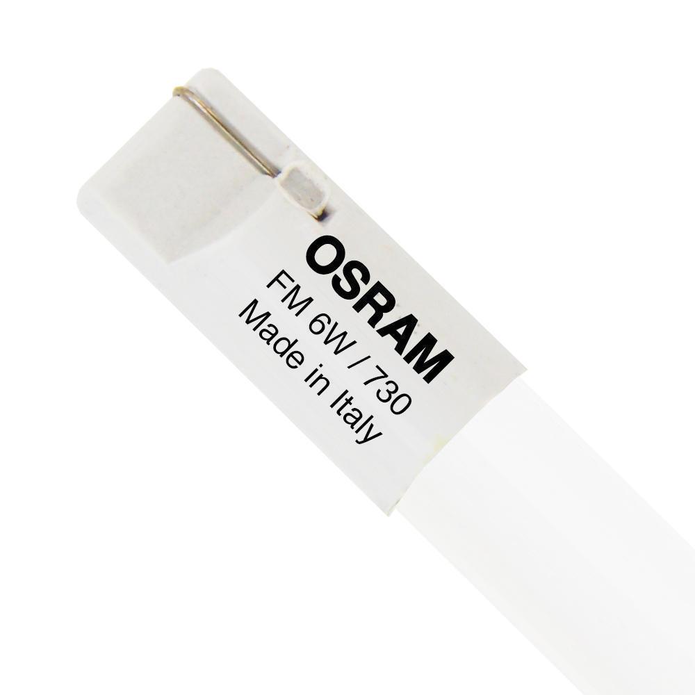 Osram T2 FM 6W 730 Fluorescent Miniature W4.3   22cm - 275 Lumen