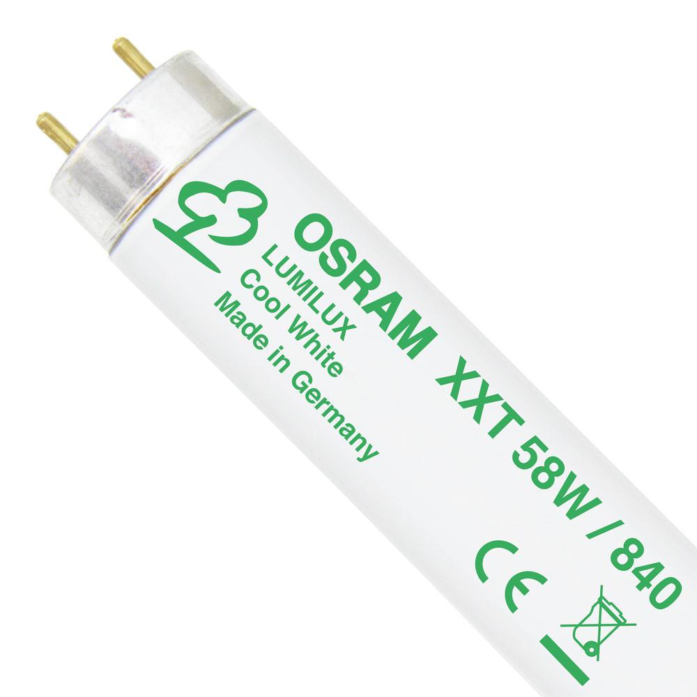 Osram L 58W 840 Lumilux XXT   150cm - 5200 Lumen
