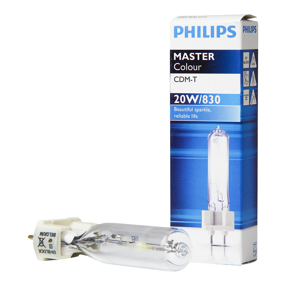 Philips MASTERColour CDM-T 20W 830 G12 | 1800 Lumen